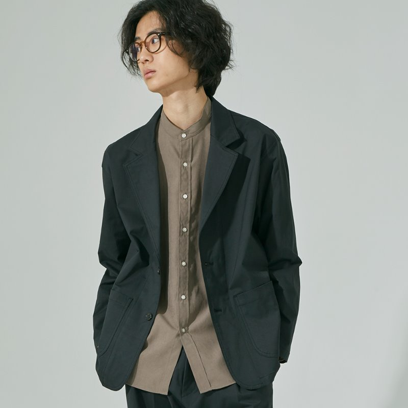 CP STRETCH AMPLE JACKET (GADGET GRAY)