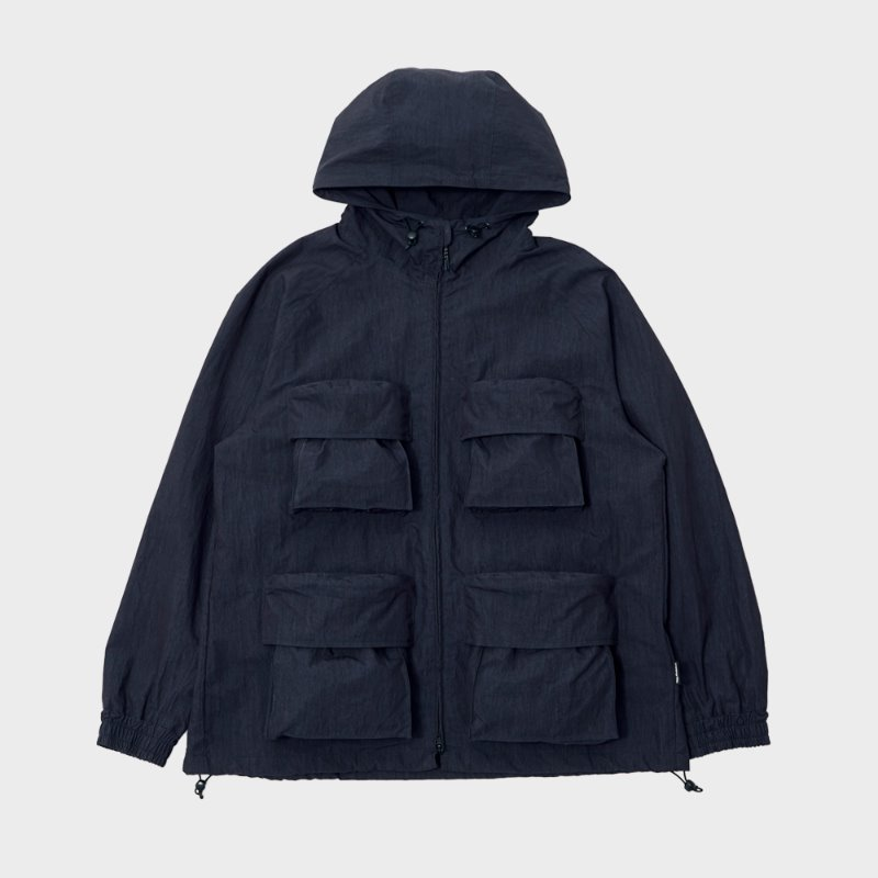 COMPART CN MOUNTAIN PARKA (NAVY)