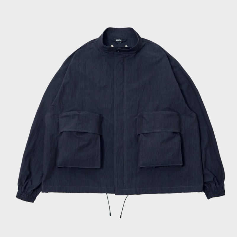 COMPART CN FIELD JACKET (NAVY)