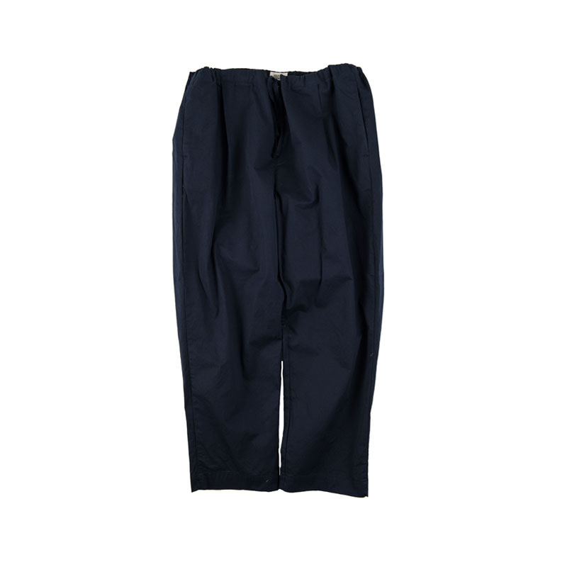 STRING DRAPE PANTS (NAVY)